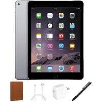 eReplacements Apple iPad Air 9.7 Tablet 32GB iOS Bundle Space Gray Refurb