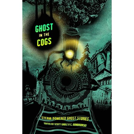 Ghost in the Cogs - eBook (Erika Grey)