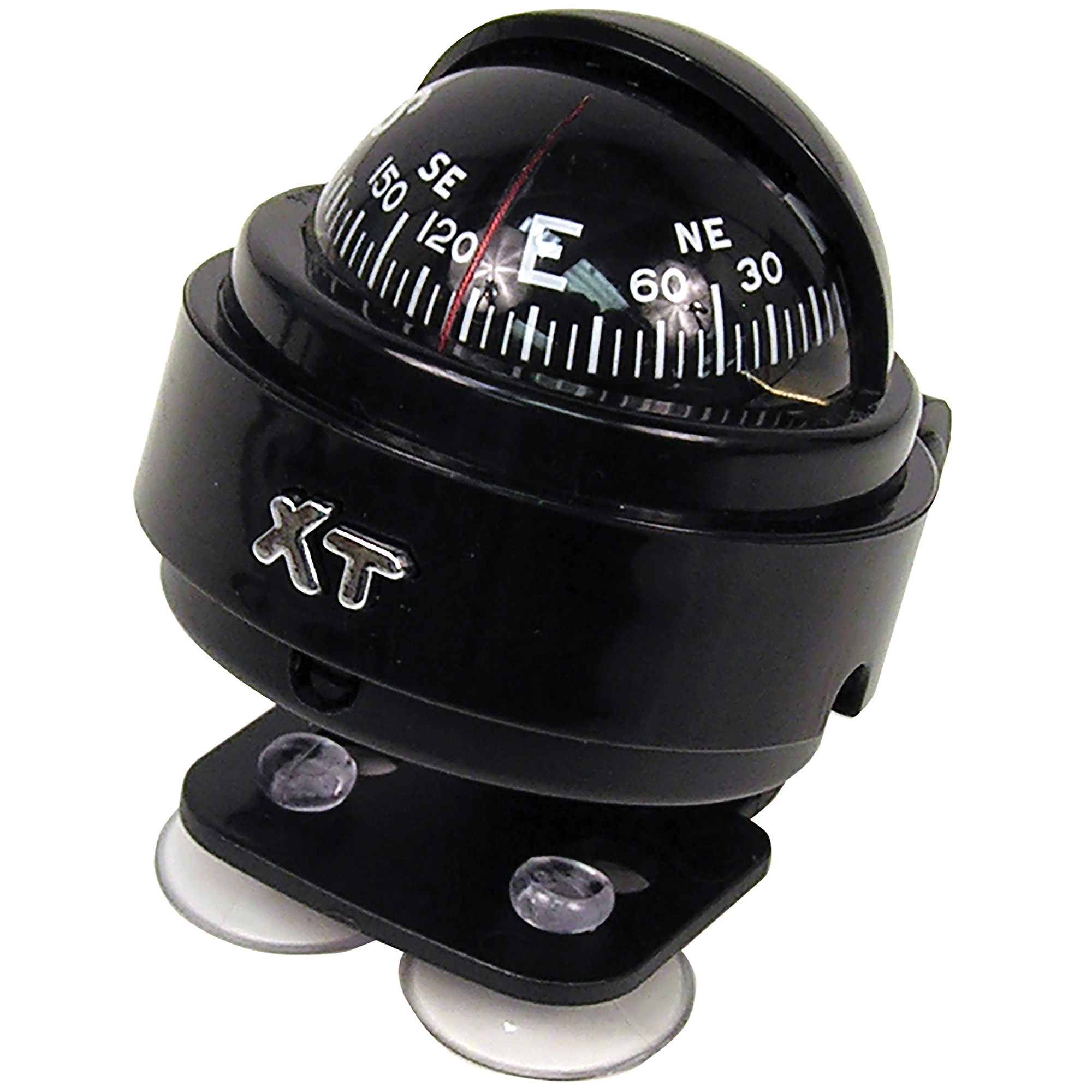 Auto Drive Lighted Compass, Black
