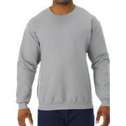 Jerzees Big Men's Fleece Crew Neck Sweatshirt