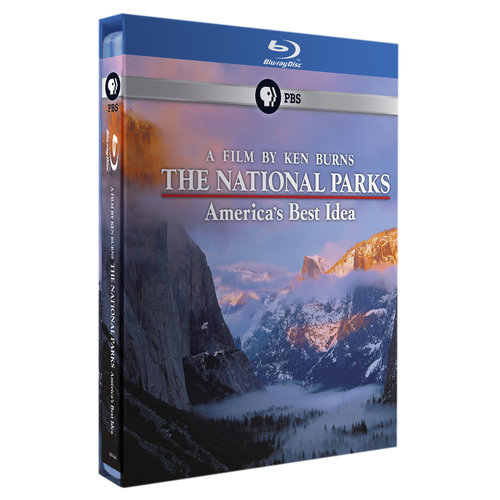 The National Parks: America's Best Idea (Blu-ray)