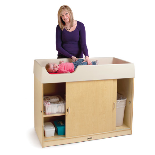 Jonti-Craft Changing Table by Jonti-Craft