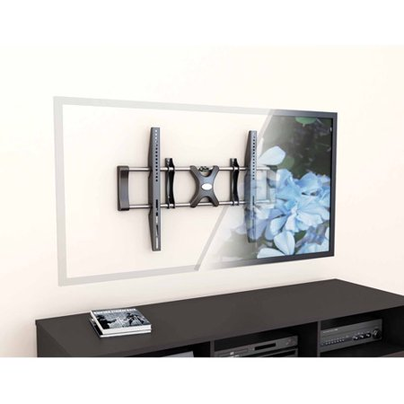 CorLiving F-102-MPM Fixed Flat Panel Wall Mount for 36″ – 55″ TVs