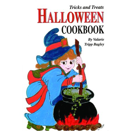 Tricks and Treats Halloween Cookbook for $<!---->