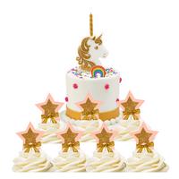 Fine Unicorn Decorative Baking Walmart Com Birthday Cards Printable Trancafe Filternl