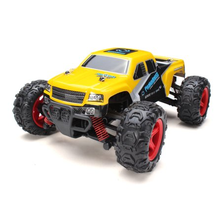 1/24 2.4Ghz 4WD Speed 40km/h Radio Remote Control Electric RC Car Vehicle Toys Kids Children Christmas Gift