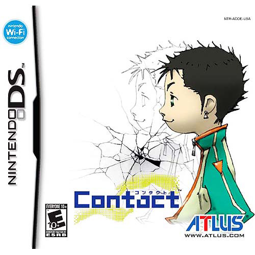 Atlus Software Contact (DS)