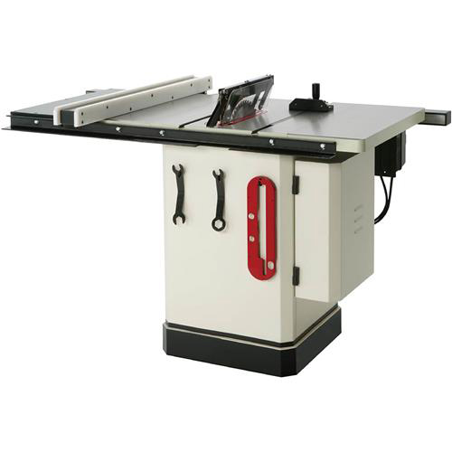 Shop Fox W1819 10-Inch 3 H.P. Triple Belt Drive Cabinet Table Saw With Riving Knife