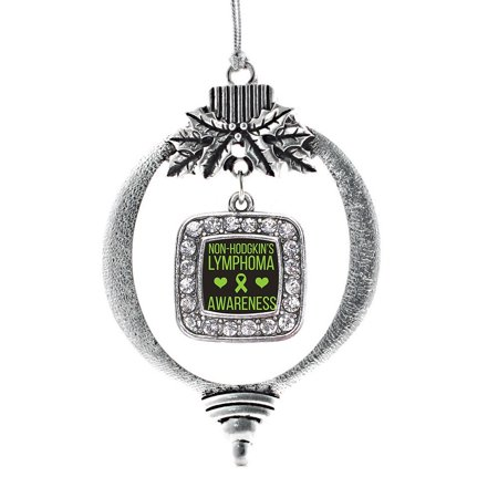 Non Hodgkins Lymphoma Support Classic Holiday Ornament