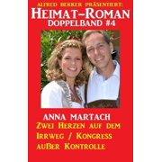 Heimat-Roman Doppelband #4 - eBook