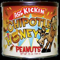 Ass Kickin Chipotle Honey Peanuts