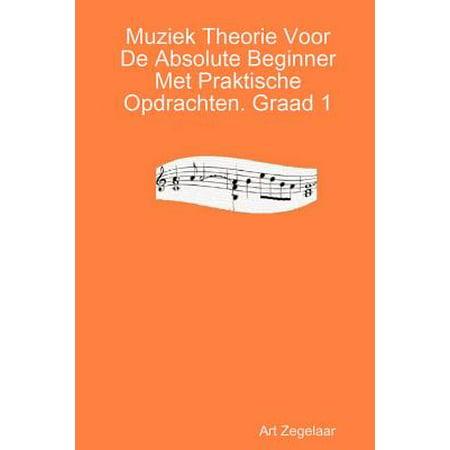 Muziek Theorie Voor de Absolute Beginner Met Praktische Opdrachten. Graad 1](Halloween Liedjes Met Muziek)