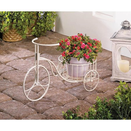 Camden Tricycle Metal Plant Holder (Tricycle Plant Stand)