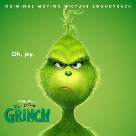 Dr. Seuss' The Grinch (Original Motion Picture Soundtrack) (CD) (Halloween 4 Full Soundtrack)