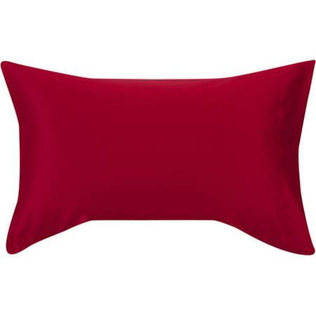 Mainstays Polyester Satin Pillowcase, 1 Each