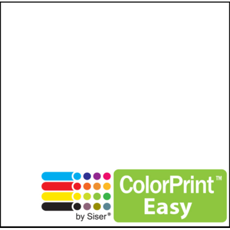 Beasytrans Easy Transfer - Siser ColorPrint Easy Print and Cut Material