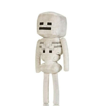Minecraft Skeleton Plush (Toy Skeleton)