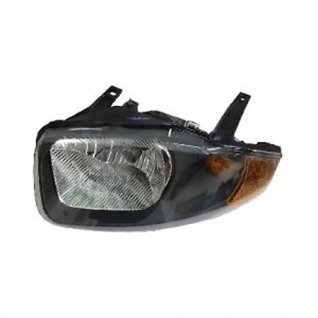 Brand New Left Headlight - Fits 2003-2005 Chevrolet -