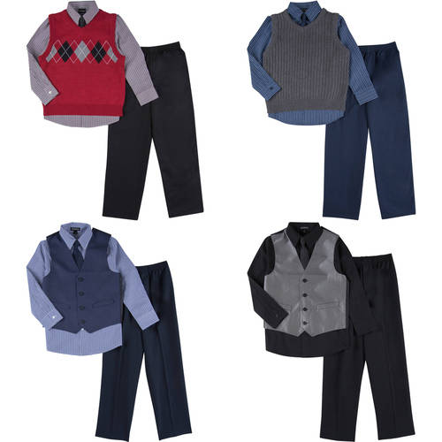 George Boys' Special Occasion Holiday Dressy Set - Your Choice