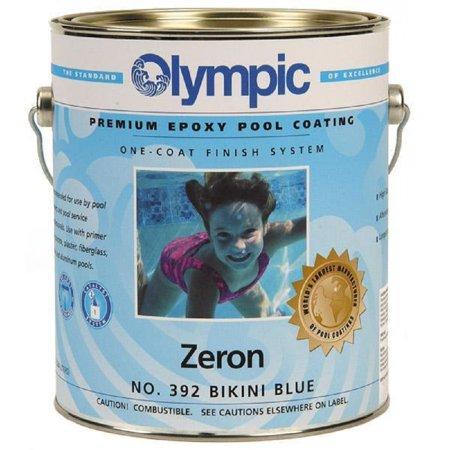 (Kelley Technical 392GL Olympic Zeron One Coat Epoxy Pool Coating - Bikini Blue)