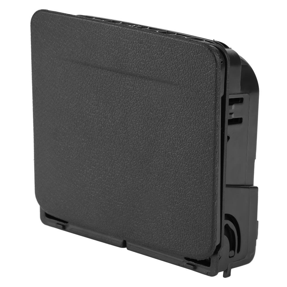 Rear Armrest Central Console Cup Holder For MK5 MK6 Black