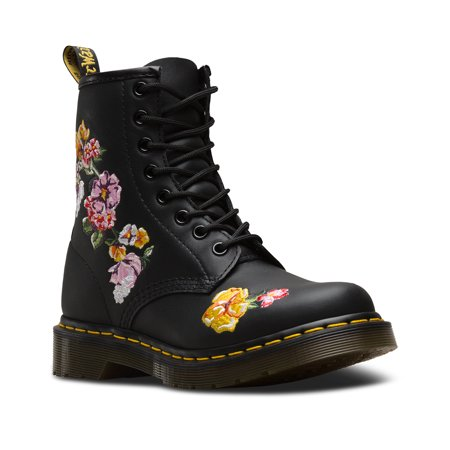 Dr. Martens 1460 Pascal Vonda Ii 8 Eye Boot Black Uk 8