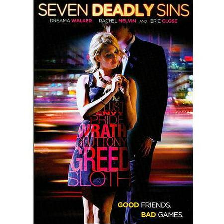 Seven Deadly Sins - The Seven Sins Of Halloween