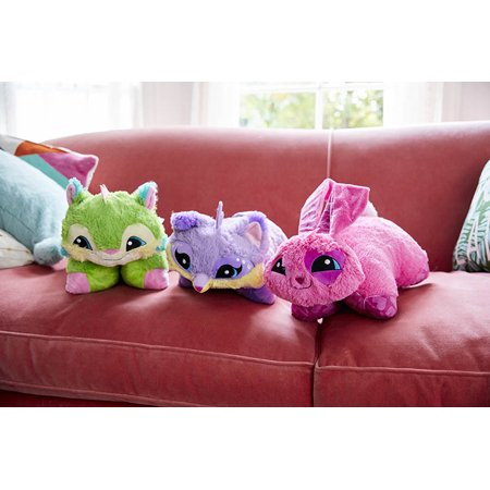 Animal Jam Pillow Pets Combo - Lynx, Fox and - Halloween Song Animal Jam