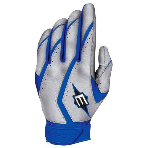 Easton Stealth Home and Road Batting Gloves, Royal, Large Multi-Colored
