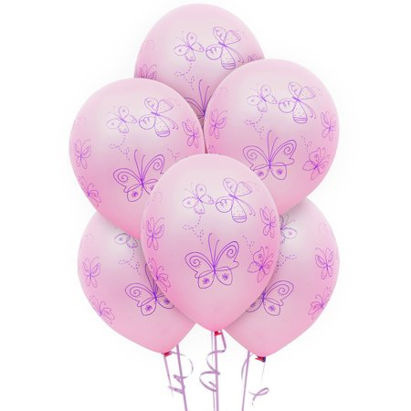 Butterfly Party Latex Balloons - Butterfly Pinata