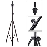Adjustable Metal Tripod Stand Holder Hairdressing Training Head Mold Wig Mannequin Stand