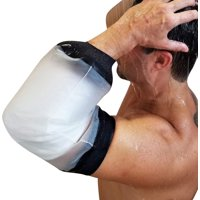 HERCHR Waterproof Adult Sealed Cast Bandage Protector Wound Fracture Hand Arm Cover for Shower Bath, Waterproof Sealed Protector for Bath Shower, Waterproof Sealed Protector For Adult