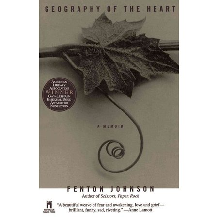 Geography of the Heart: A Memoir