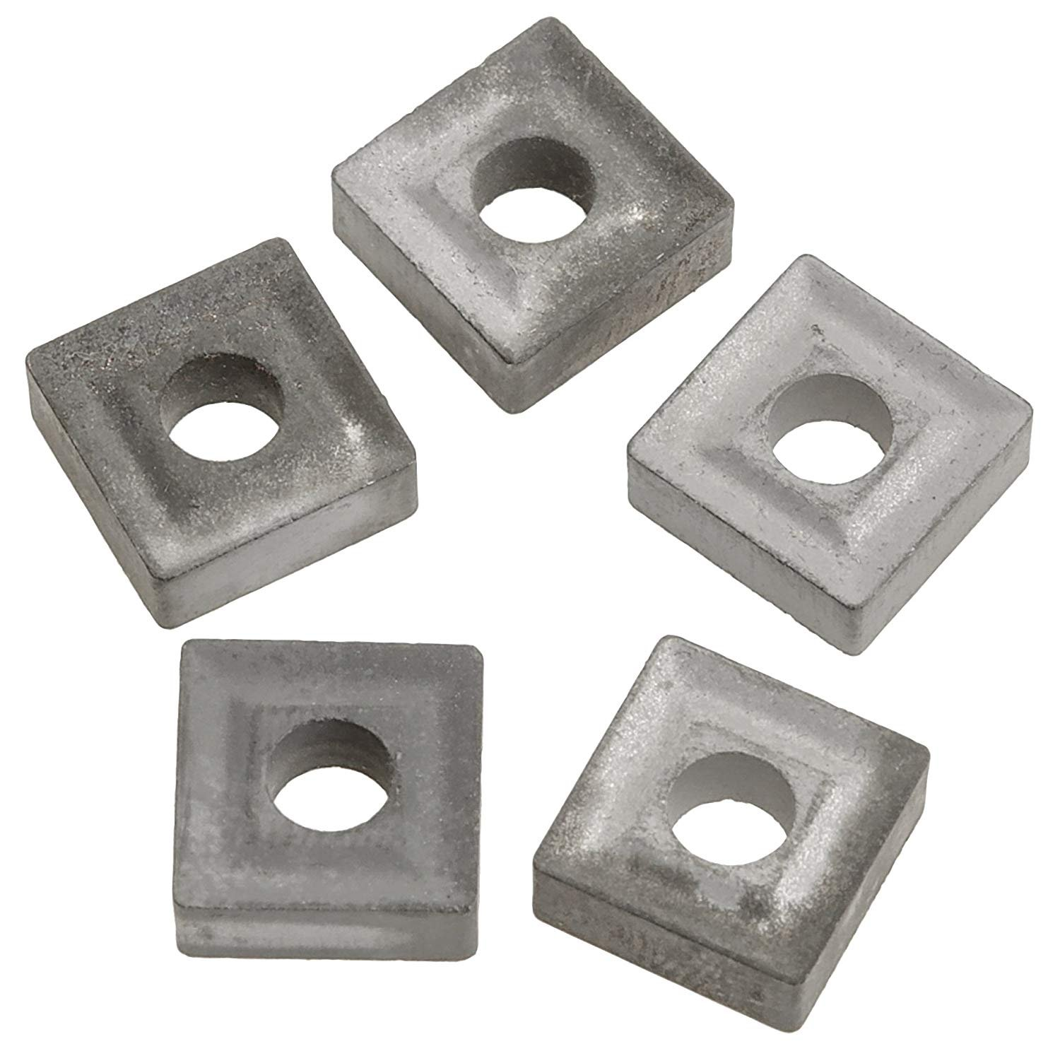 Grizzly G7053 Carbide Insert for Cast Iron, RH - For use w/ G7036