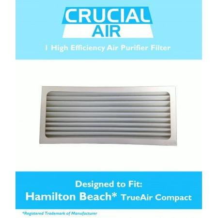 Hamilton Beach Trueair 04383 Air Purifier Filter, Part # 990051000