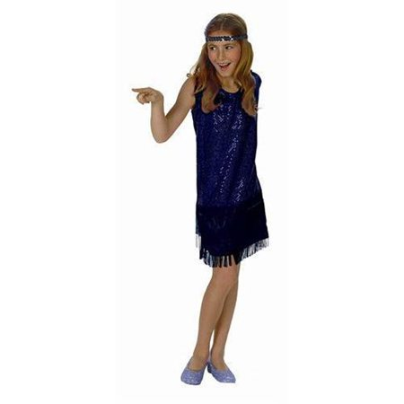 Sequin Flapper Child Costume](Sequin Flapper Costume)