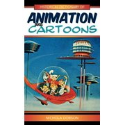Historical Dictionary of Animation and Cartoons - eBook