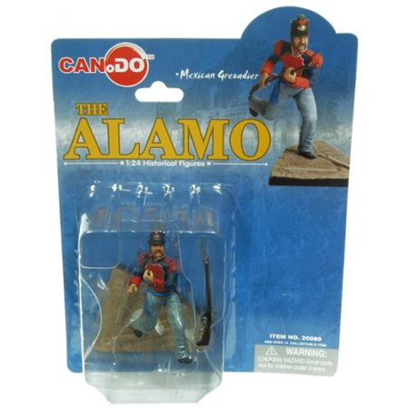 1:24 Scale Historical Figures The Alamo Figure E Mexican Grendier Buyenlarge Russian Historical Figures