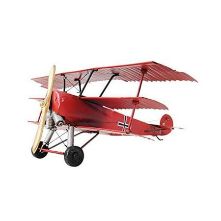 1917 Red Baron Fokker Triplane (Red Baron Model)