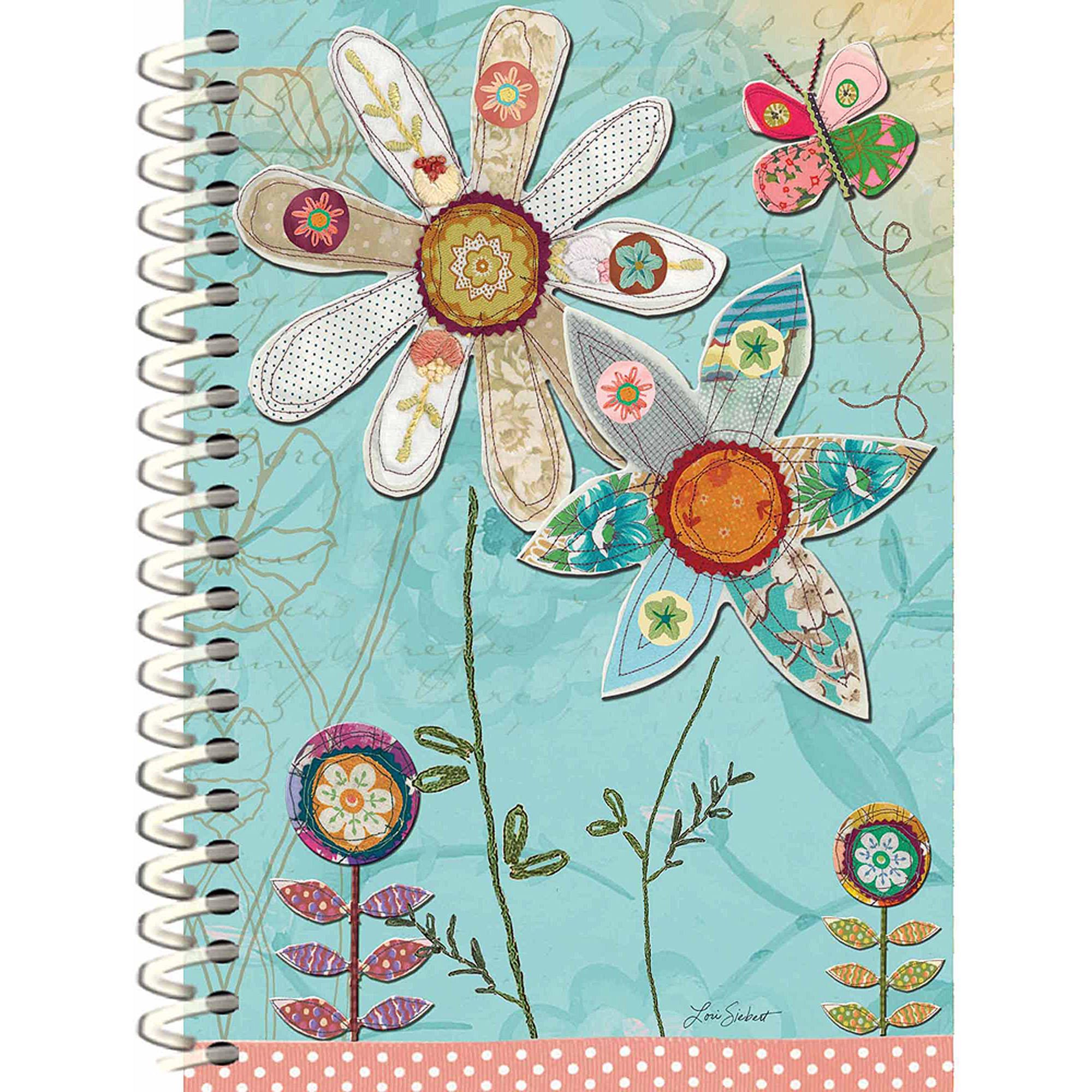WSBL Bloom WSBL Spiral Journal