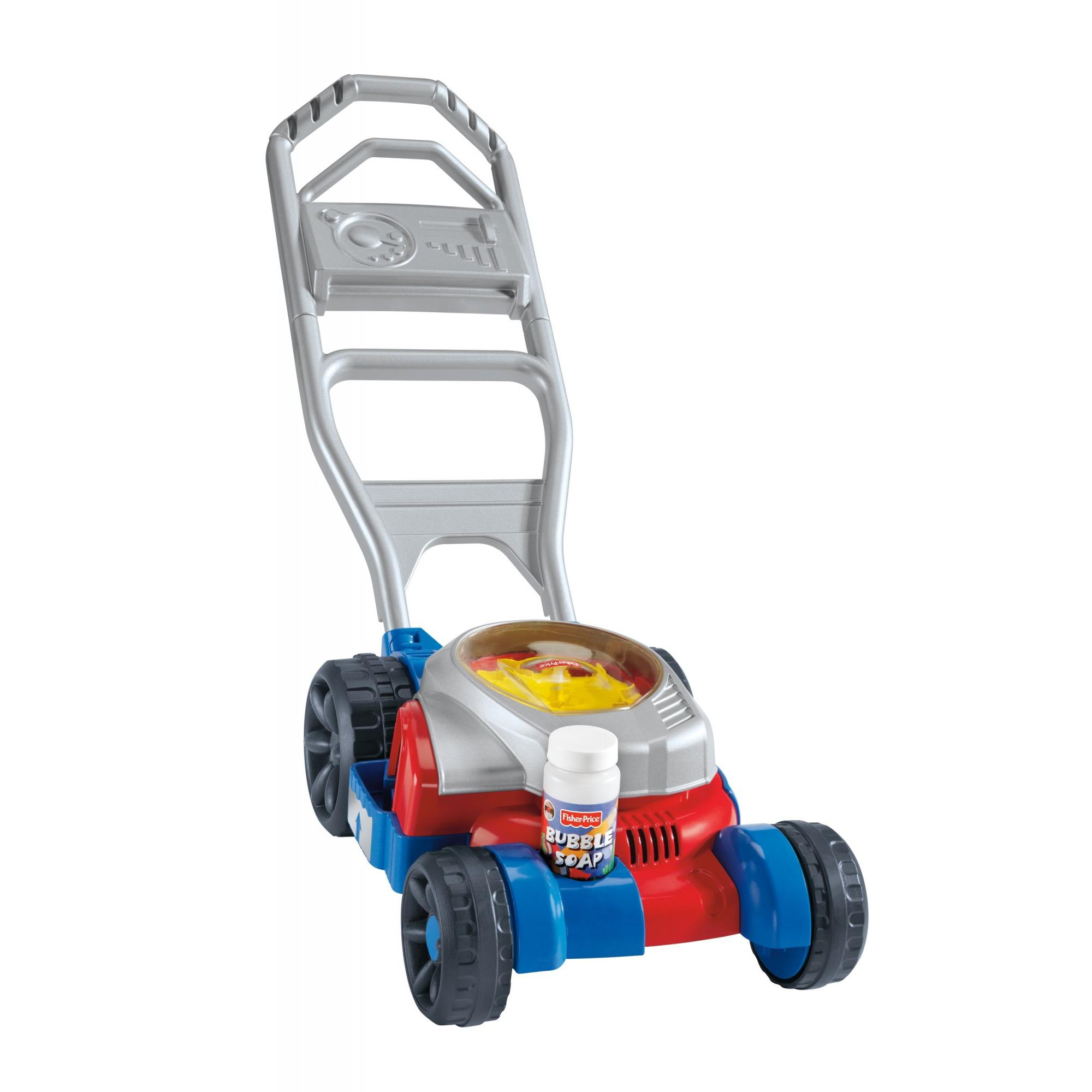 Fisher Price Bubble Mower by Fisher-Price