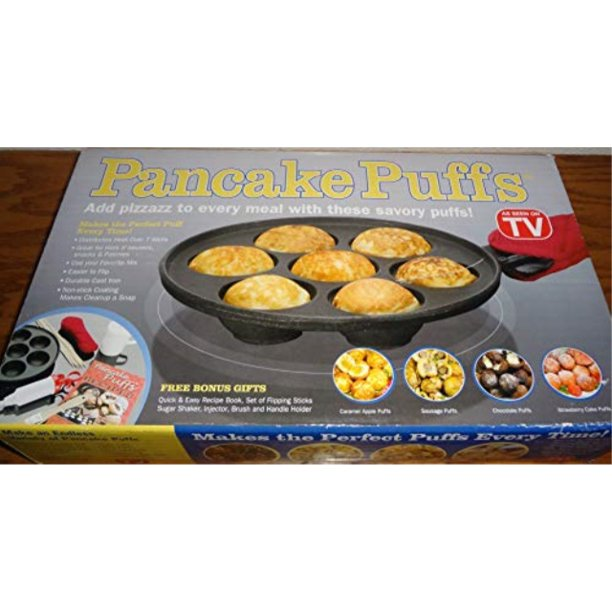 Pancake Puff Pan Kit