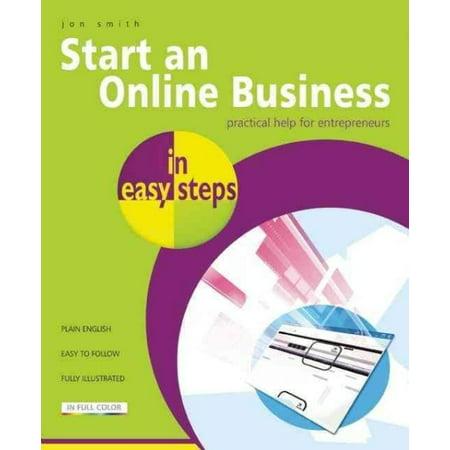 Start An Online Business In Easy Steps