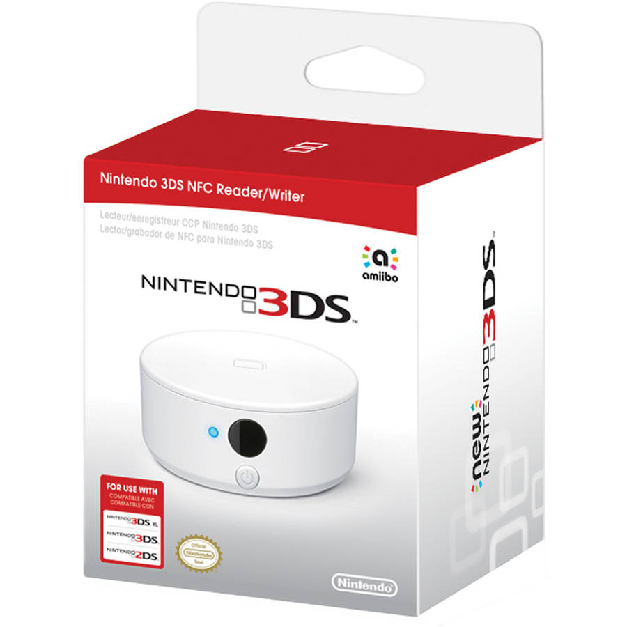 Nintendo NFC Reader and Writer for New Nintendo 3DS