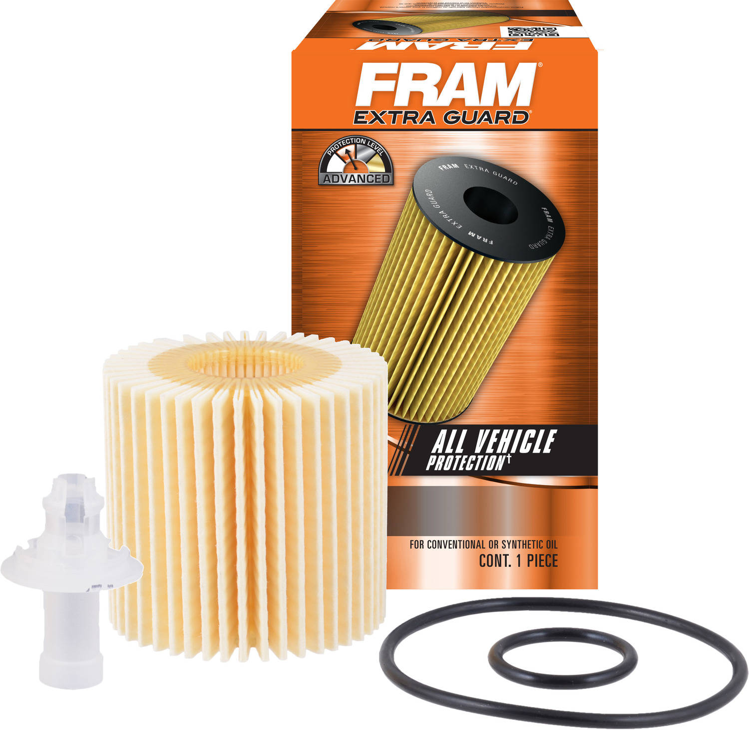FRAM Extra Guard Oil Filter, CH9972