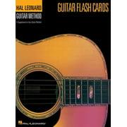 Guitar Flash Cards: Hal Leonard Guitar Method (Paperback)