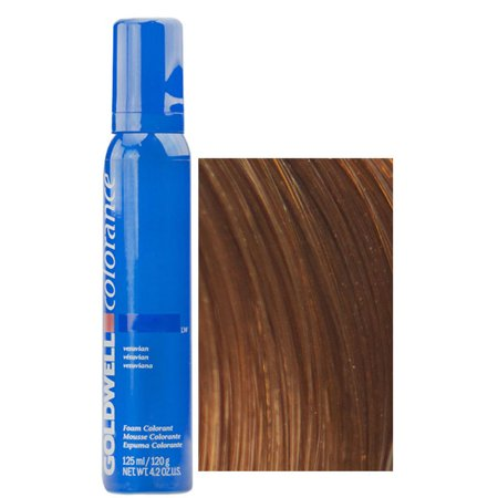 Goldwell Colorance Soft Color Foam Colorant Mousse (Color : 8K - Light Copper Blonde)