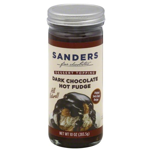 Sanders Candy Sanders  Hot Fudge, 10 oz