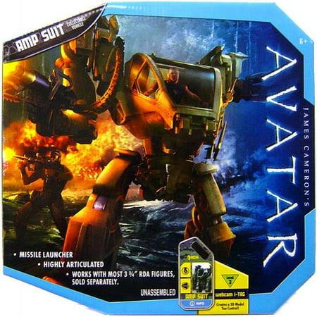 Amp Toy - James Cameron's Avatar Combat Vehicle AMP Suit Action Figure Set