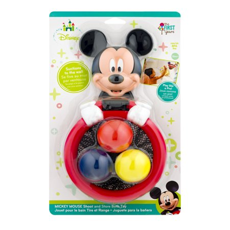 The First Years Disney Baby Mickey Mouse Shoot And Store
